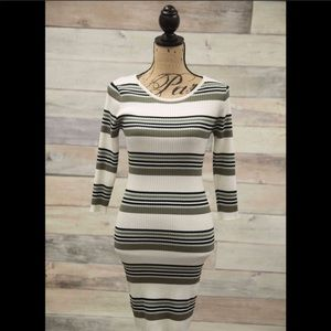 NWOT Charlotte Russe bodycon dress